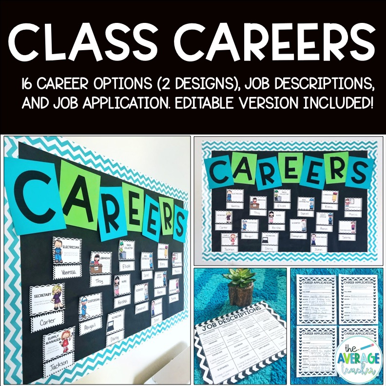 classroom jobs on tpt