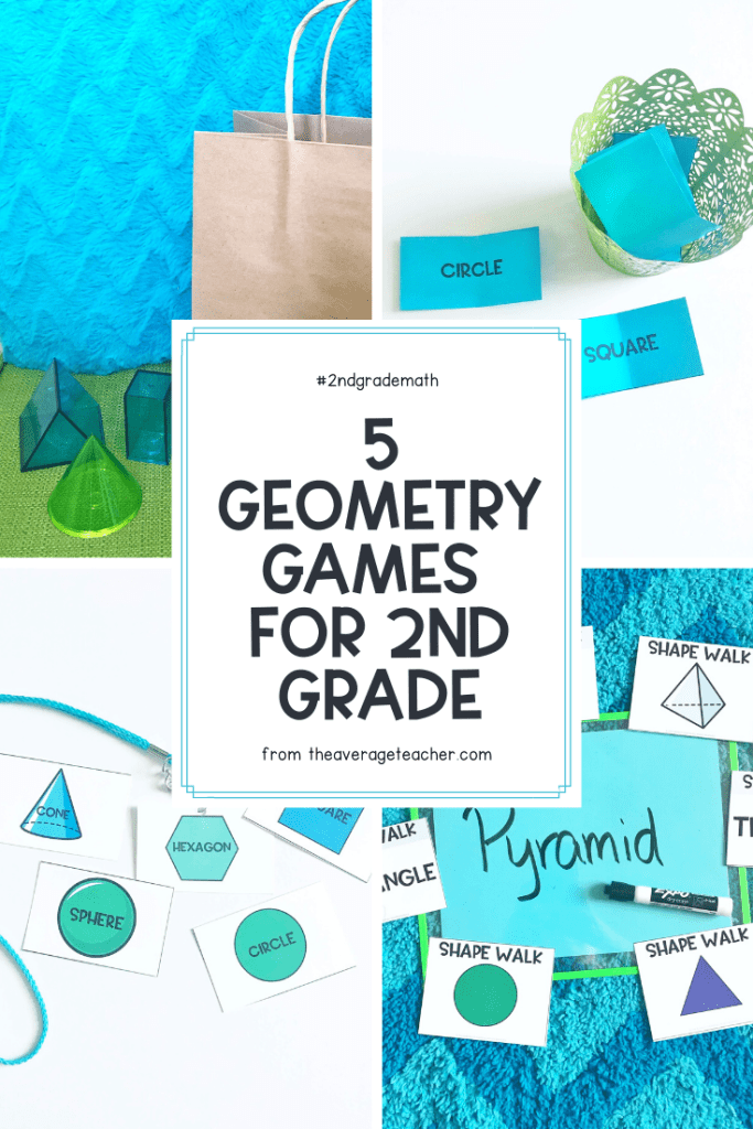 2nd grade geometry games