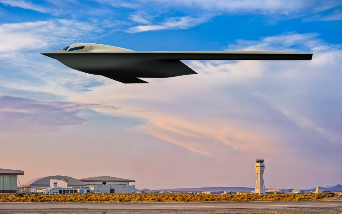 The Xian H-20 could have a suspicious number of outward similarities to the B-21 Raider.