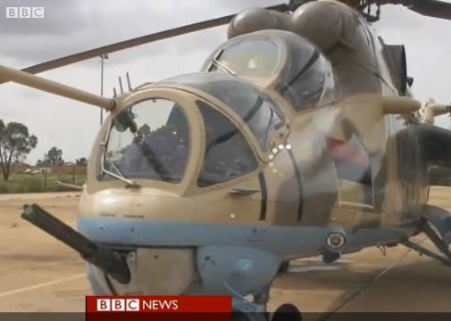 Libyan Tu-22 Blinders: are they still operative? Satellite