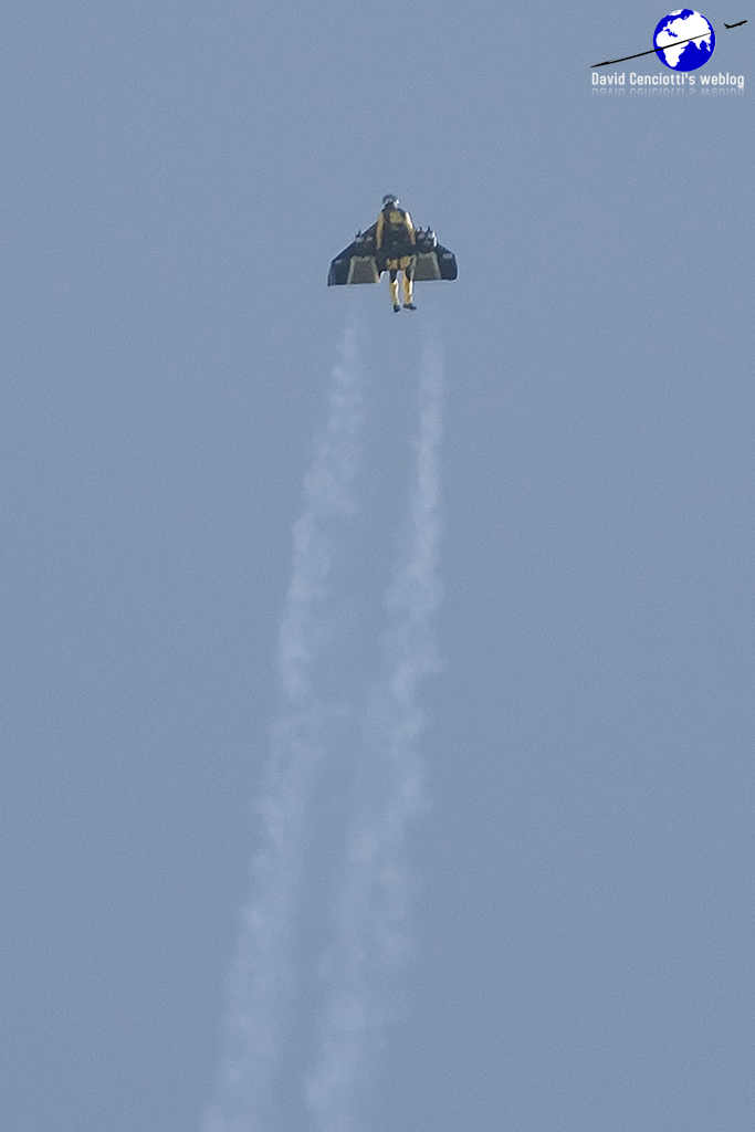 Sion airshow: warbirds, aerobatic display teams and the