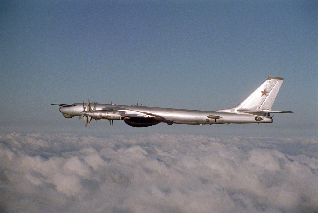Japan Accuses Russia Two Tu 95 Bombers Have Violated Our Airspace