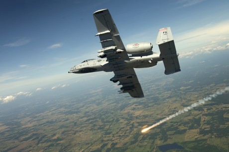 A-10 flares