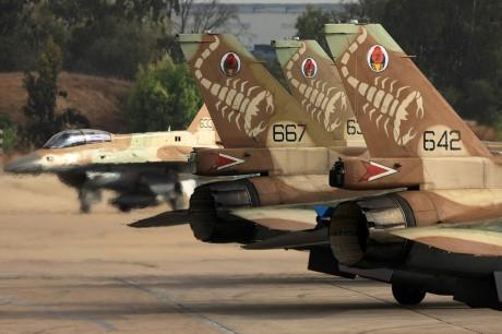 F-16D Barak IAF
