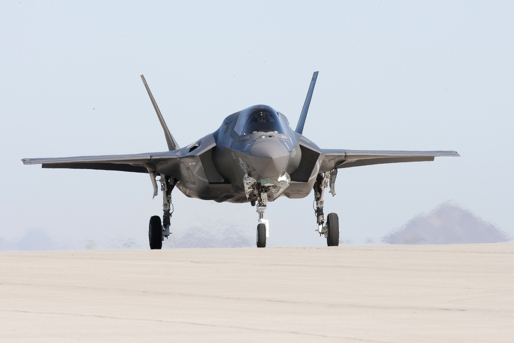 F-35B grounded by fueldraulic system problem – The Aviationist