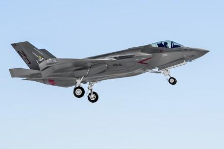F-35C VFA-101