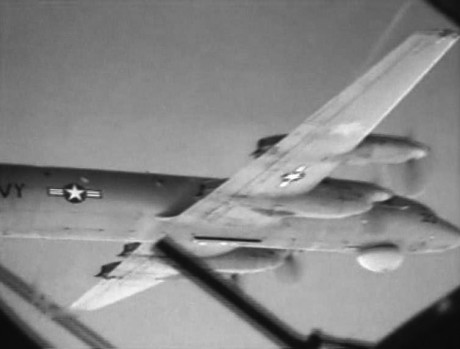 Mystery Airplane of the US Navy - 3 BW