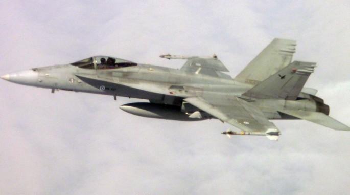 FinAF F-18