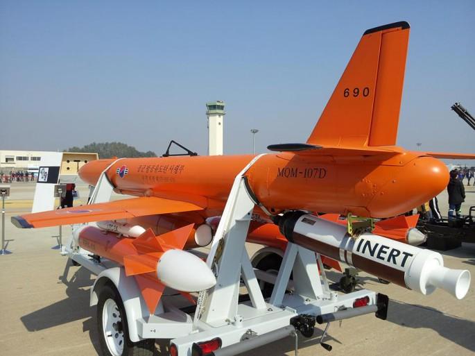 Beechcraft MQM-107D Streaker