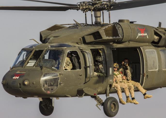 UH-60 highlight