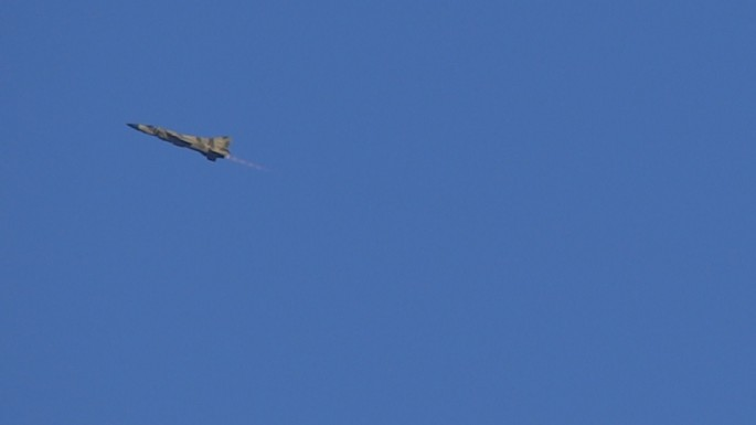 SyAAF MiG-23MF Idleb-Kafrunbel 2013-12-21
