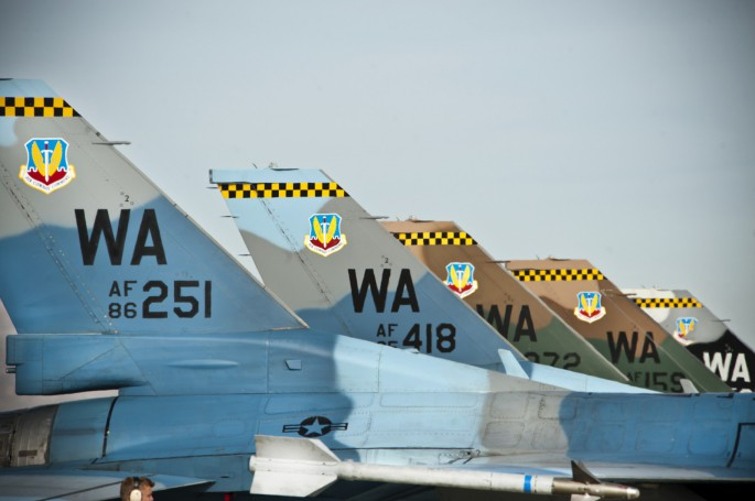 Aggressors tails