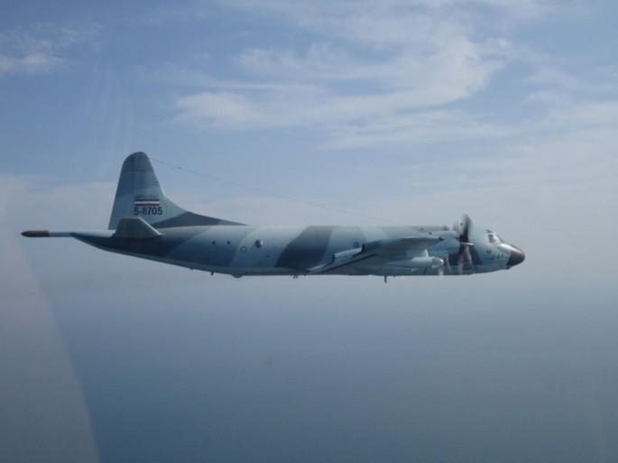 P-3F intercepted
