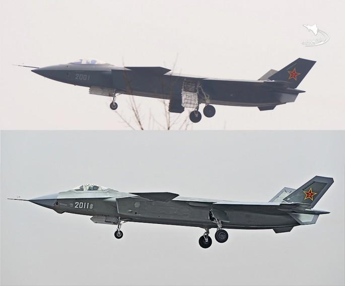 J-20 2001-11 composite