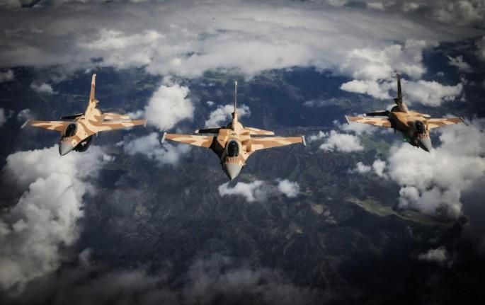 Morocco F-16s