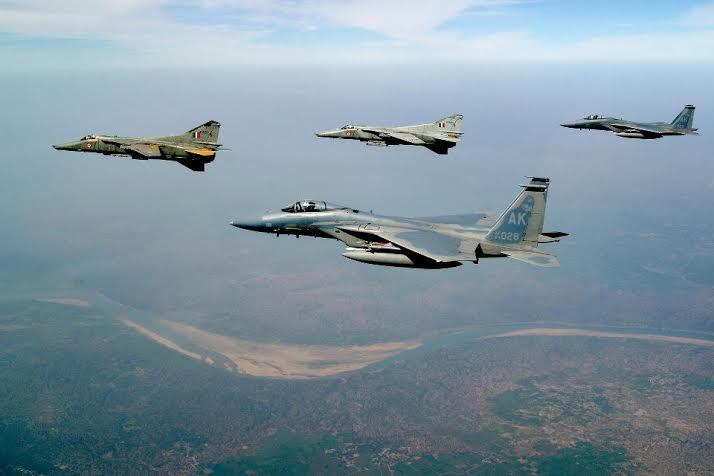 Cope India: when India's Russian jets achieved a surprising
