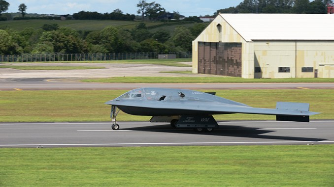 Two B-2 Spirit stealth bombers have just arrived in UK for a