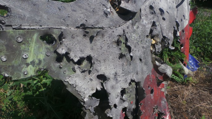 new debris