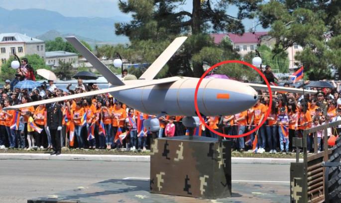 Azeri drone