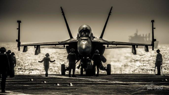 Hornet front