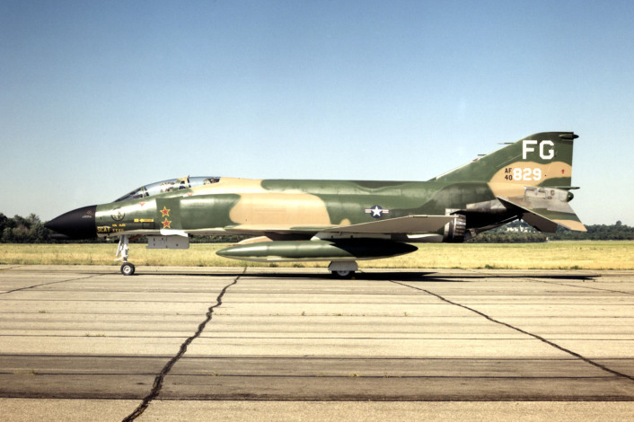 McDonnell Douglas F-4C