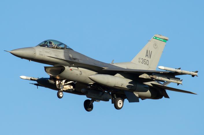F-16 AV