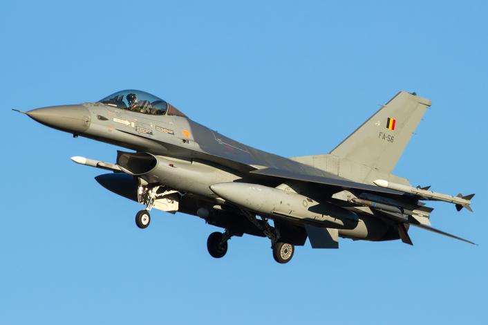 F-16 BAF
