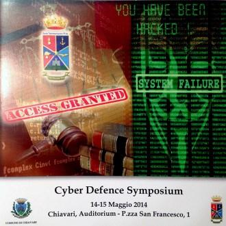 Cyber Defense Symposium site