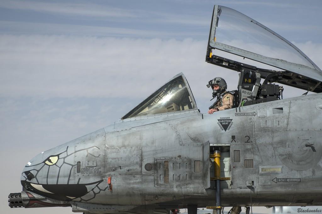 A10C Blacksnakes, Italeri 1/48 A-10_Kuwait_2