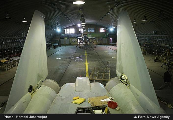 F-14 IRIAF overhauled 2