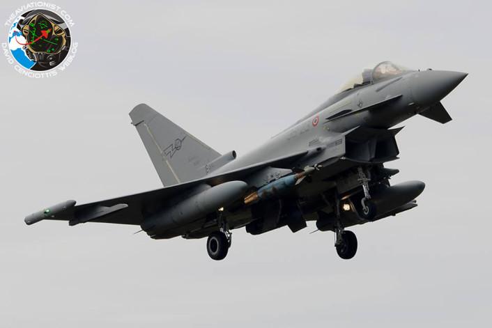 Typhoon with GBUs