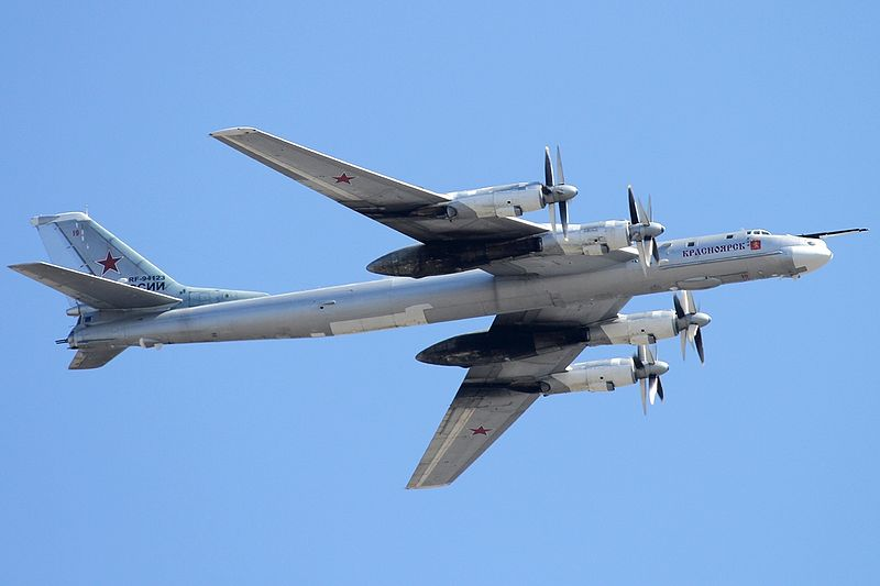 Russia Has Grounded All Its Tu 95 Strategic Bombers After One Bear