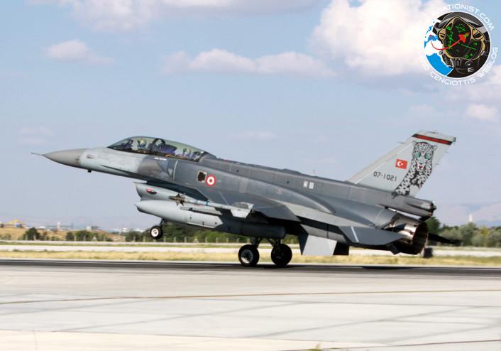 07-1021 F-16C-50-CF 181 Filo