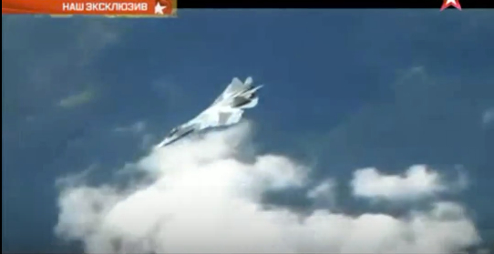 """Watch Russia's 5th Gen. stealth fighter perform stunning aerobatics, including """"Cobra"""" and flat spin"""