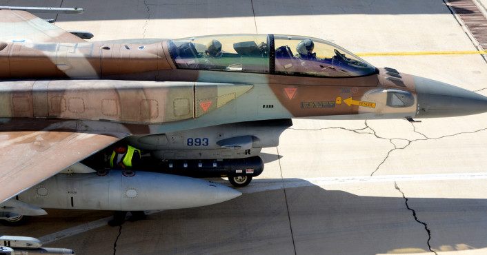 F-16I Israeli Air Force