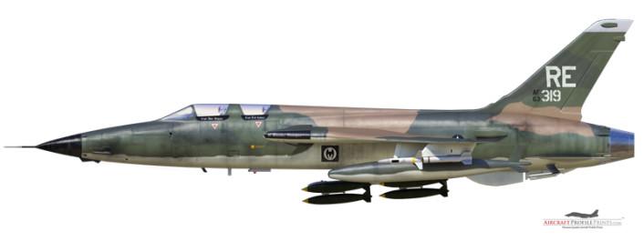 F-105F