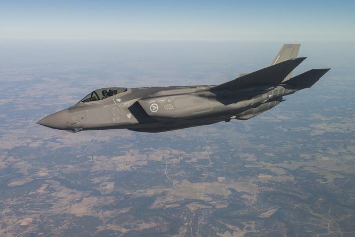 RNoAF F-35 3