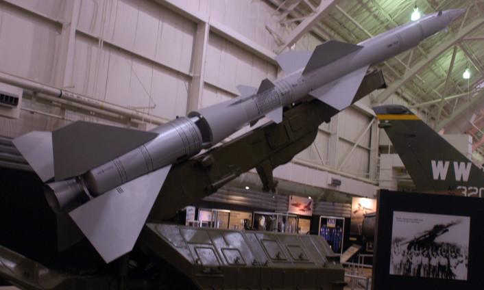 SA-2 USAF