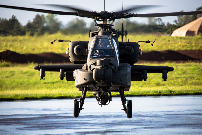 AH-64E 16th CAB