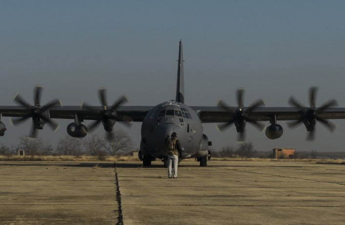 67th SOS MC-130J