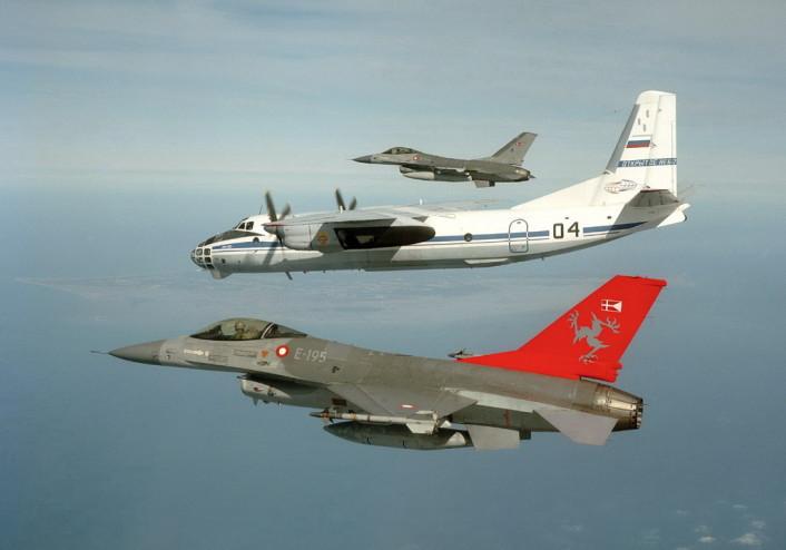 An-30B Spyplane