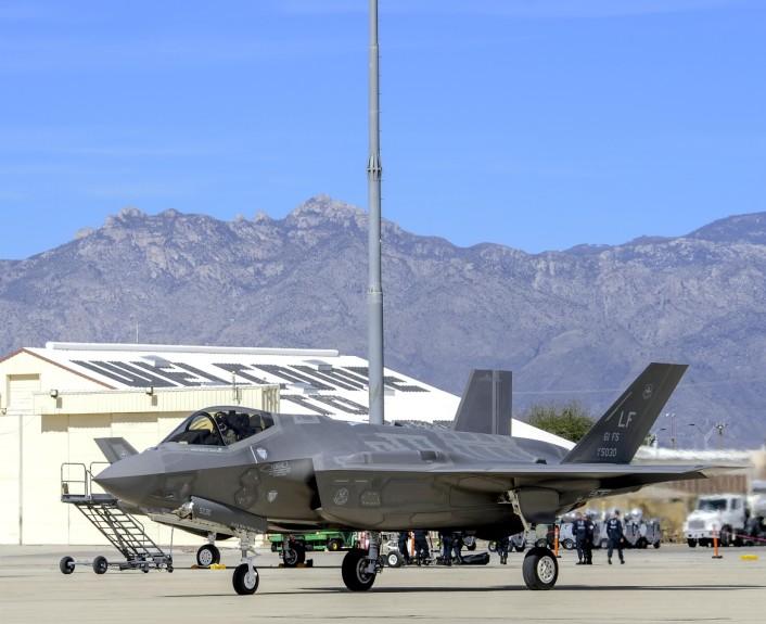 F-35 CAS