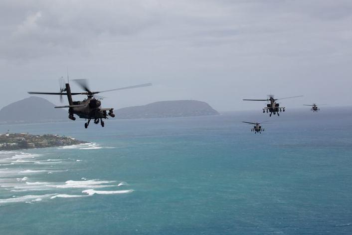 Apache Hawaii 2