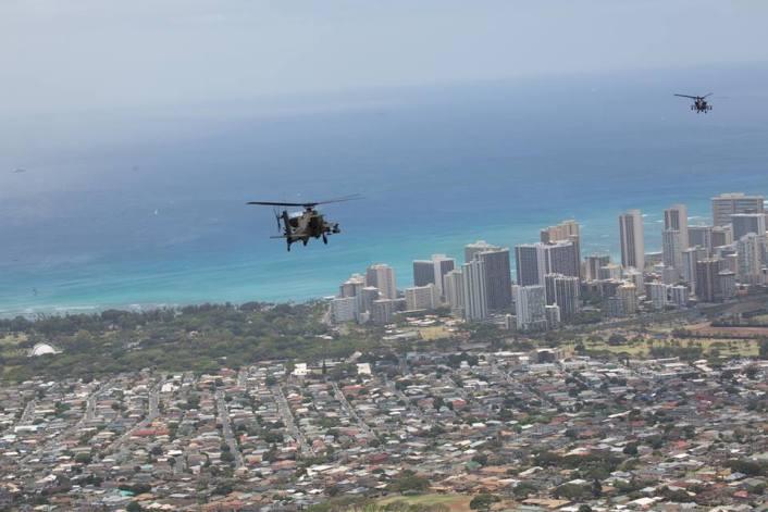 Apache Hawaii 3