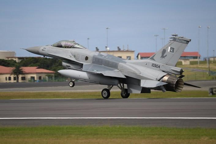 PAAF F-16 3