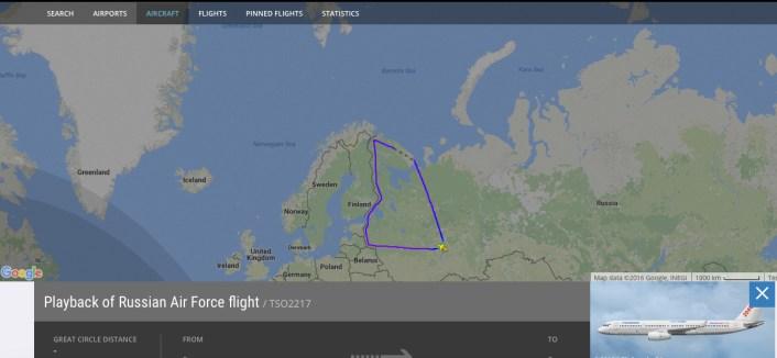 Tu-214R Finland