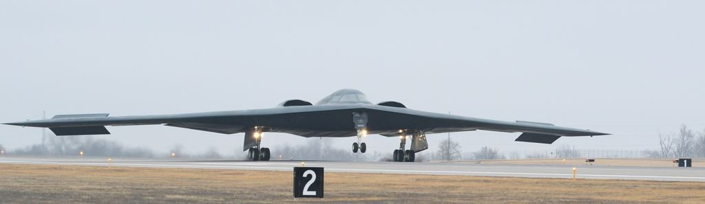 All we know about the U S  B-2 bombers 30-hour round trip