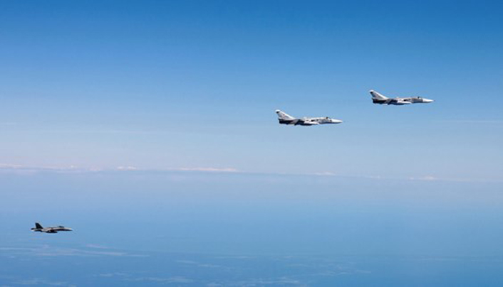 The Finnish Air Force Has Just Released Some Really Cool