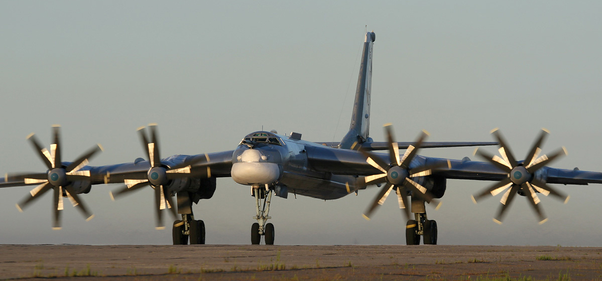 Russian Tu 95 Bear Bombers Hit Daesh Terrorist Camps With Kh 101