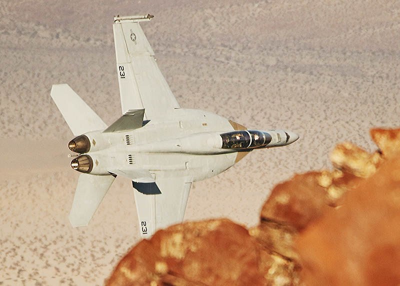 Is Star Wars Canyon, America's Plane Spotting Jewel, At Risk Of